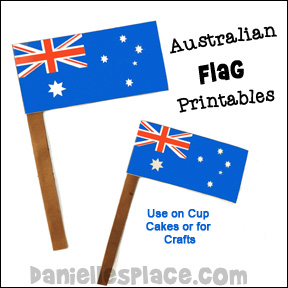 Australian Crafts  Download Categories  Printable Craft Patterns