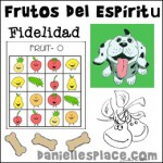 Lecciones en Español 7 - Fruto del Espíritu - Fidelidad