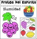 Lecciones en Español - Frutos del Espíritu – Paz