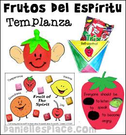 Lecciones enEspañol 9 - Fruto del Espíritu - Templanza