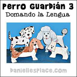 Lecciones en Español 12 - Perro Guardián 3 - Domando la Lengua