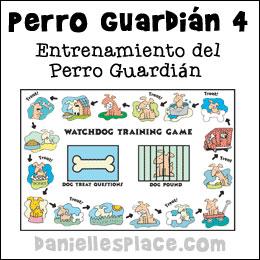 Perro Guardián 4 - Entrenamiento del Perro Guardián