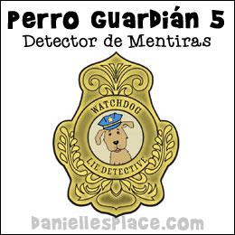 Lecciones en Español 14 - Perro Guardián 5 - Perro Guardián