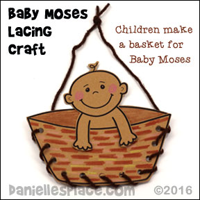God Sent Jesus Craft For Preschool