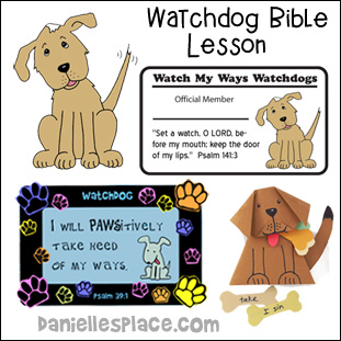 Watchdog Bible Lesson 1