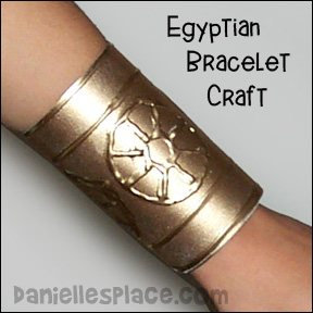 Egyptian Bracelet Craft