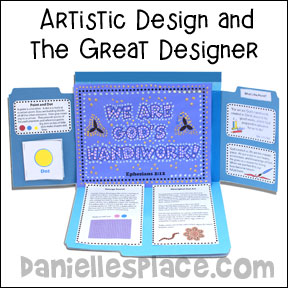 Artistic Design And the Great Designer - Point and Dot
