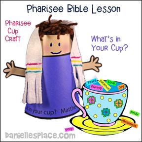 Pharisees Bible Lesson