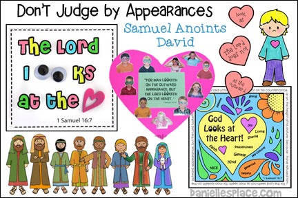 Don't Judge by Appearances - Samuel Anoints Davic