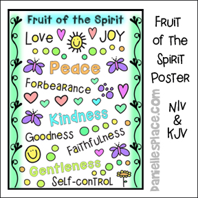 Fruit of the Spirit Poster
