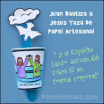 Juan bautiza a Jesus