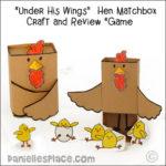 Matchbox Hen and Chick Craft