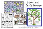 Joseph and God's Promise Bible Lesson for Kids