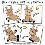 Shine Gift Cards or Gift Tags
