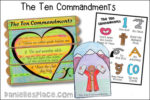 The Ten Commandments Bible Lesson