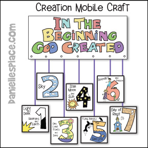 Creation Mobile Craft