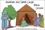 Abraham, Sarah, and Isaac Bible Lesson for Children