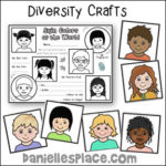 Diversity Awareness Activities - We Are More Than Black and White