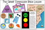 The Great Commission Bible Lesson