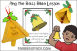 """""""Ring the Bells!"""" Christmas Bible Lesson for Children"""