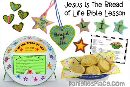 Bread of Life Bible Lesson